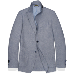 Пиджак Jacob из ткани Sondrio