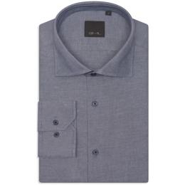 Рубашка Luca classic из ткани Canclini
