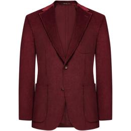 Пиджак Romeo из ткани Ormezzano Stretch Cotton Corduroy