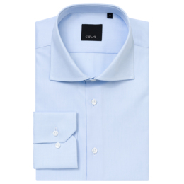 Рубашка Luca classic из ткани Thomas Mason