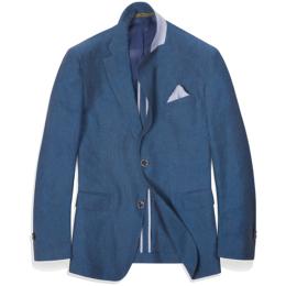 Пиджак Levi из ткани Sondrio Linen