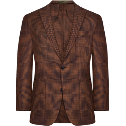"Пиджак Romeo из ткани Drago ""Wool silk & linen"""