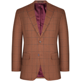 Пиджак Andre из ткани Loro Piana Dream Tweed