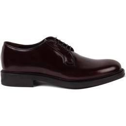 Туфли Дерби кожаные